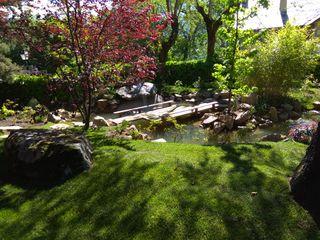 Jardines Japoneses -- Estudio de Paisajismo Садовий ставок