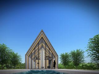 Zein Architecten Adviseurs منزل عائلي صغير
