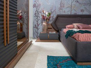 اثاث مصر BedroomBedside tables Plywood Blue