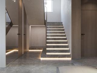 Suiten7 Escaleras Piedra Beige