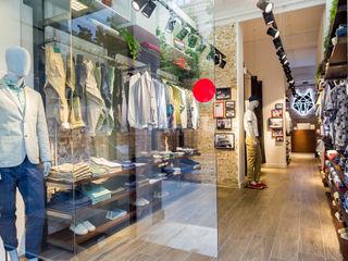 Estudi Aura, decoradores y diseñadores de interiores en Barcelona Commercial Spaces