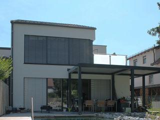 AL ARCHITEKT - in Wien Casas unifamiliares Blanco