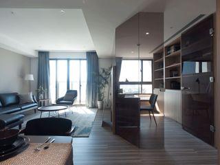 鈊楹室內裝修設計股份有限公司 Study/office