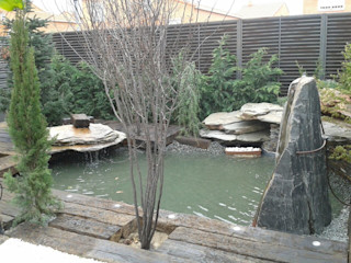 VIVEROS CORONADO Garden Swim baths & ponds