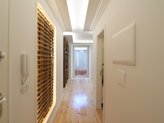 Lisbon Heritage Ingresso, Corridoio & Scale in stile eclettico