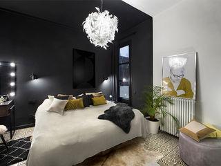 Egue y Seta Camera da letto eclettica