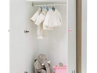اثاث مصر Nursery/kid's roomWardrobes & closets Chipboard Pink