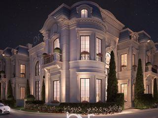 Grand ِArchitecture for Palace and Villa Design IONS DESIGN Villas Stone White