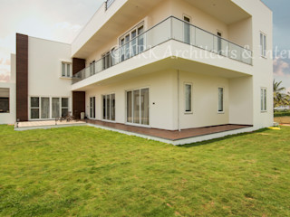 ARK Architects & Interior Designers 現代房屋設計點子、靈感 & 圖片
