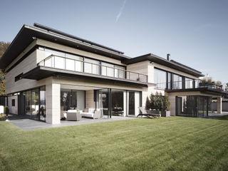 meier architekten zürich Rumah Modern