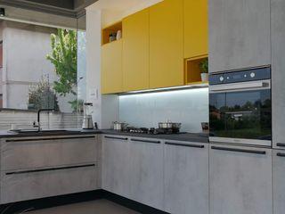 Formarredo Due design 1967 Moderne Küchen