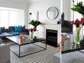 Metaphor Design Modern living room Stone Grey