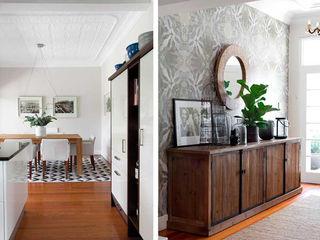 Metaphor Design Corridor, hallway & stairs Accessories & decoration Wood Metallic/Silver