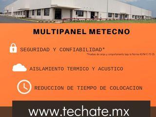 TechaTe سطح مستوي / رووف مستوي