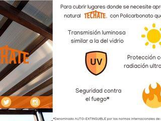 TechaTe سطح مستوي / رووف مستوي Transparent