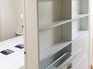 Divisione camera da letto da corridoio Falegnameria Martinelli Sergio