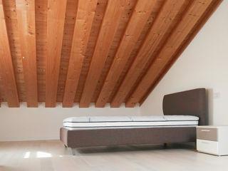 Una camera in mansarda Spaziojunior Camera da letto piccola
