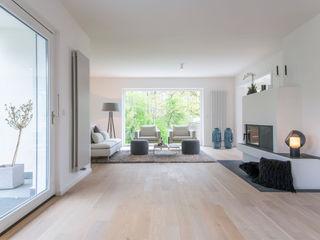 Münchner home staging Agentur GESCHKA Salon minimaliste