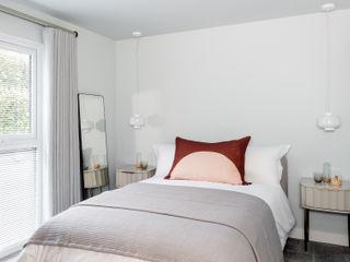 WN Interiors + WN Store Skandinavische Schlafzimmer