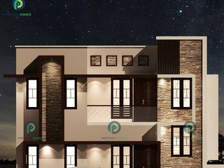 Prithvi Homes Balcony