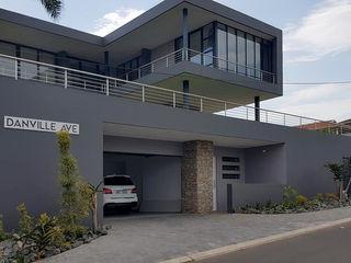 Barnard & Associates - Architects منزل عائلي صغير Grey
