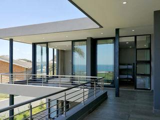 Barnard & Associates - Architects شرفة Grey