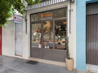 Casa Pitanga Café 1 Estúdio Ventana Espaços gastronômicos modernos