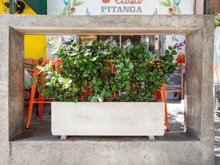 Casa Pitanga 2 Estúdio Ventana Espaços gastronômicos modernos