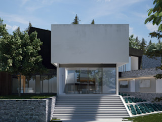 Diamante Arquitectura Casa di campagna