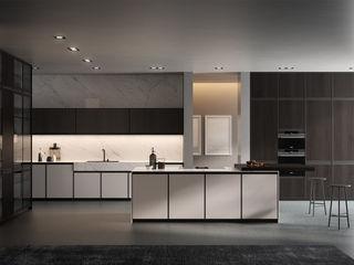 Cucina moderna L&M design di Marelli Cinzia Cucina moderna