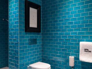 ALTBATH COMPANY, SL Hotel Modern Blue