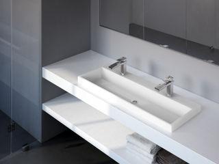 ZICCO GmbH - Waschbecken und Badewannen in Blankenfelde-Mahlow Exhibition centres Marble White