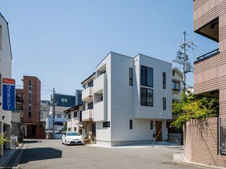 Nagaokakyo house ALTS DESIGN OFFICE 狭小住宅