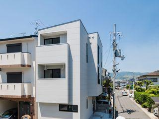 Nagaokakyo house ALTS DESIGN OFFICE ミニマルな 家