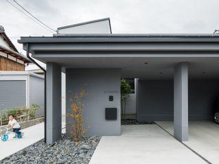 kamikasa house ALTS DESIGN OFFICE 木造住宅