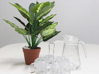 New Rejuvenation Ideas for Office Greening Sunwing Industries Ltd Office spaces & stores Plastic Green