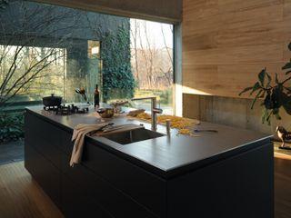 Franke GmbH キッチンカウンター 鉄/鋼 メタリック/シルバー