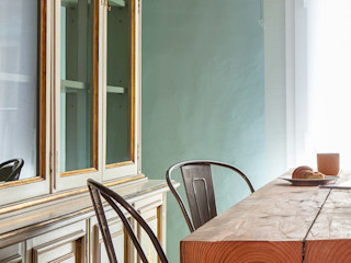 ALTBATH COMPANY, SL Ruang Makan Modern