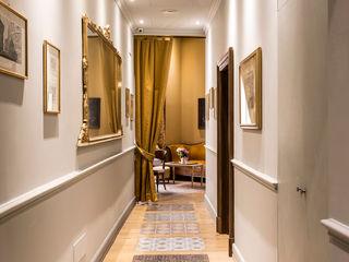 Interior Design a Roma ARTE DELL'ABITARE Hotel in stile classico Variopinto