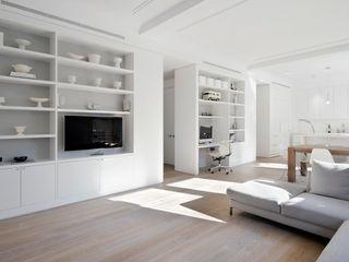 ArDesi Minimalist living room White