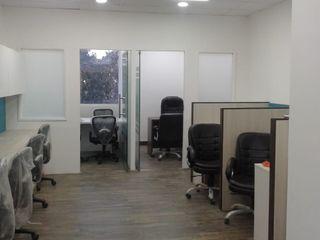Grey-Woods Office spaces & stores Tiles Beige