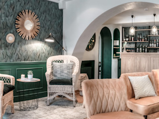 Le Chêne Vert Agence Maïlys MOUTON Hôtels scandinaves Vert
