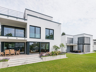 Einfamilienhaus in Kronberg Karl Kaffenberger Architektur | Einrichtung Moderner Garten