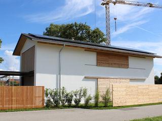 Wohnhaus für 2 Personen Architekt Namberger Einfamilienhaus