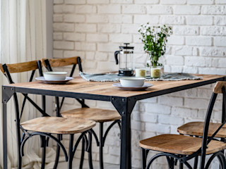 Pasja Do Wnętrz Modern dining room