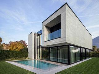 PRÊT - À - HABITER Mino Caggiula Architects Villa