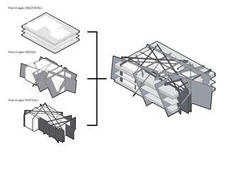 CASA LM5 CORFONE + PARTNERS studios for urban architecture