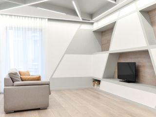 CASA LM5 CORFONE + PARTNERS studios for urban architecture Soggiorno moderno