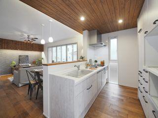 Live Sumai - アズ・コンストラクション - Built-in kitchens White