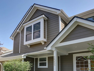 How much does it cost to put siding on a house in West Chester? Home Renovation Casas de madera